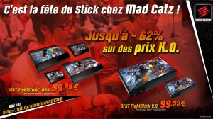MadCatz fait une grosse promo  l&#039;occasion du Stunfest 2013