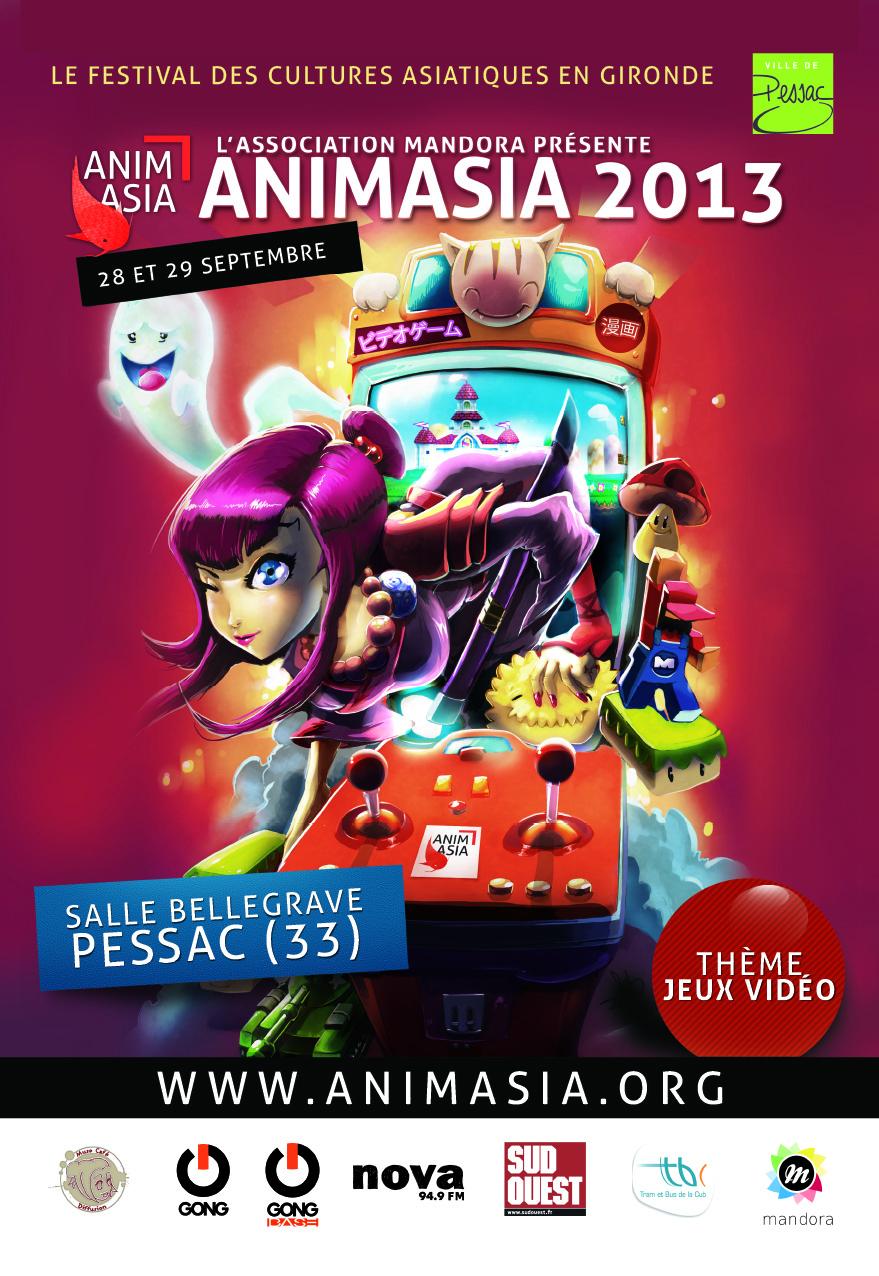 Animasia 2013 Pessac