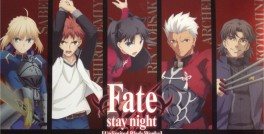 [Coup de coeur] L'anime : Fate Stay Night Unlimited Blade Works 2014