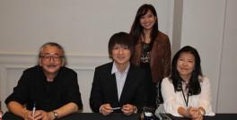 (BLOG) Mon avis du concert Press Start et ma rencontre avec Nobuo Uematsu, Yoko Shimomura et Yasunori Mitsuda