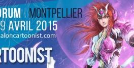 RDV à Montpellier ce week-end pour Cartoonist et The Final Spot !!!