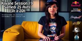 (25/04/15) KAYANE SESSION MARSEILLE : Inscriptions ouvertes!