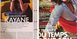 Mon interview pour le magazine Elle disponible en kiosque!