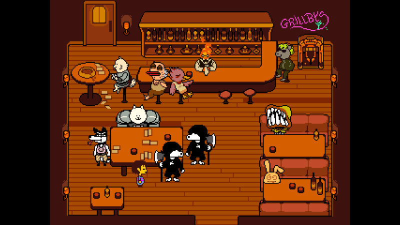 Undertale bar