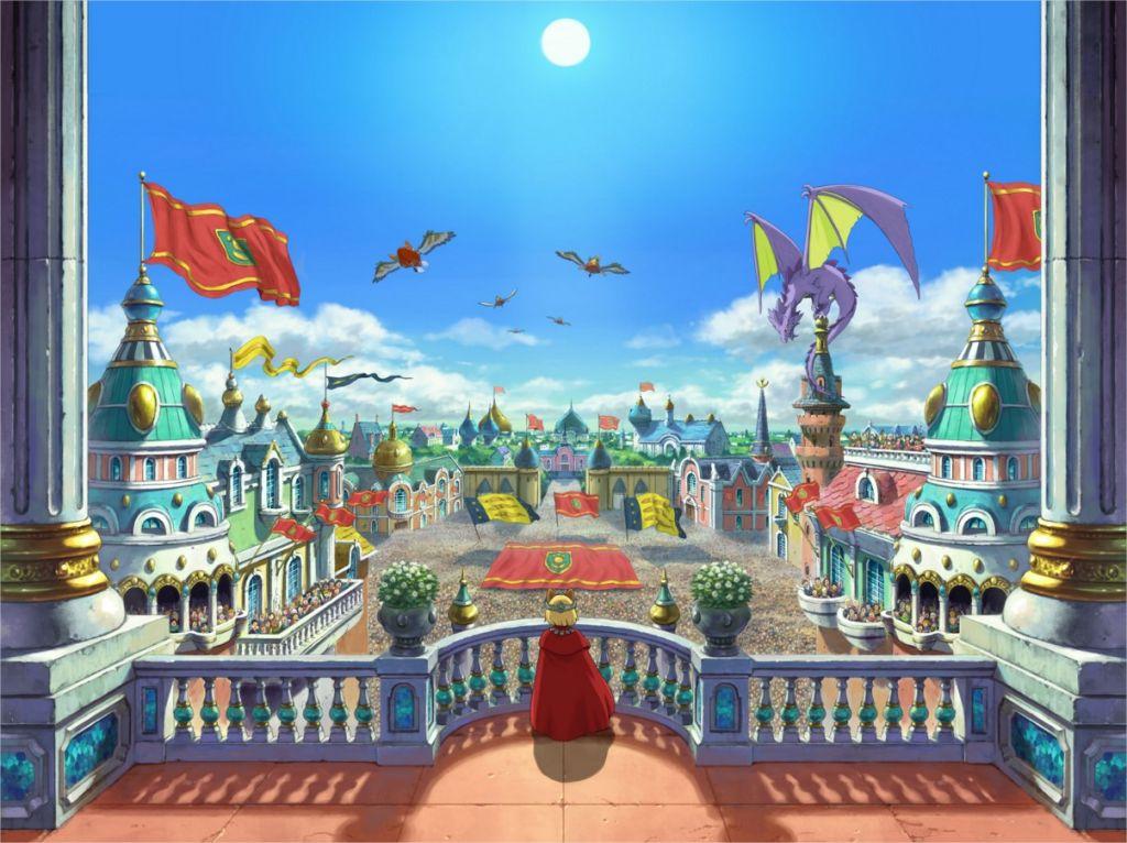 Ni No Kuni 2 Revenant Kingdom announced for PlayStation 4_5