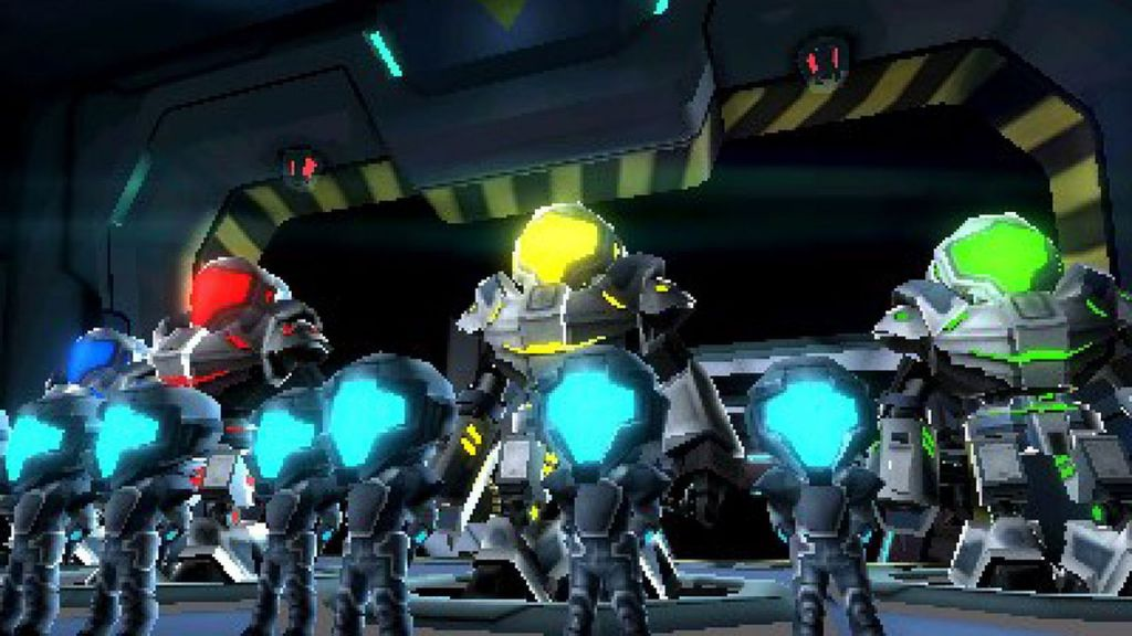 Metroid Prime FedForce