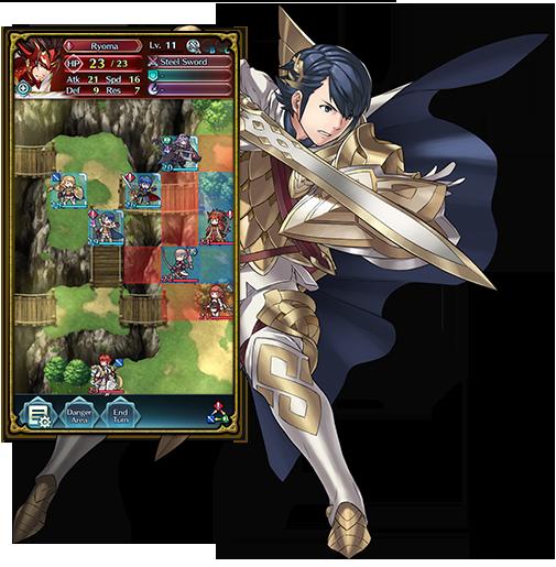 FE Heroes Gameplay