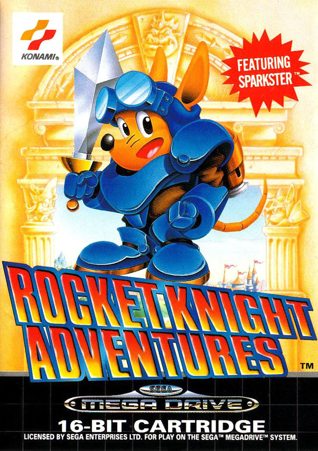 Rocket Knight Adventure