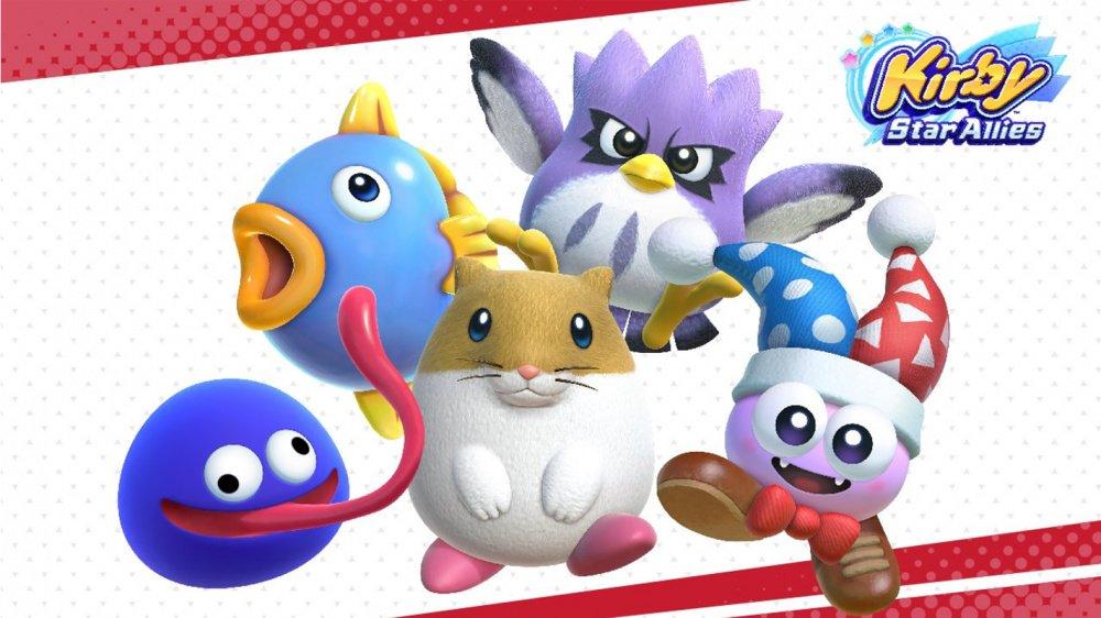 Kirby Allies