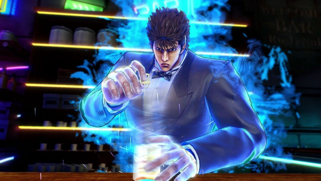 fist of the north star lost paradise