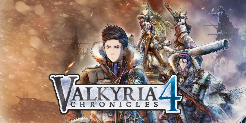Valkyria-Chronicles 4