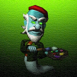 Luigi's Mansion Vincent_Van_Gore_Gold