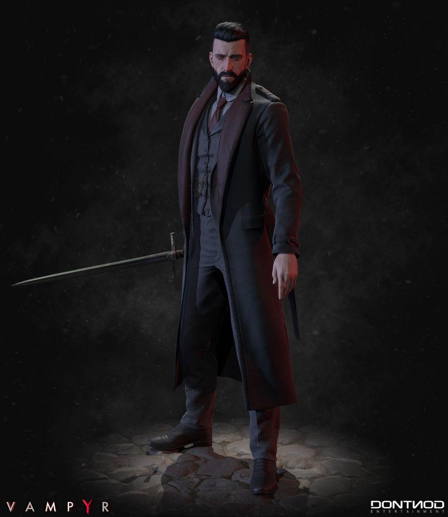 Vampyr Jonathan