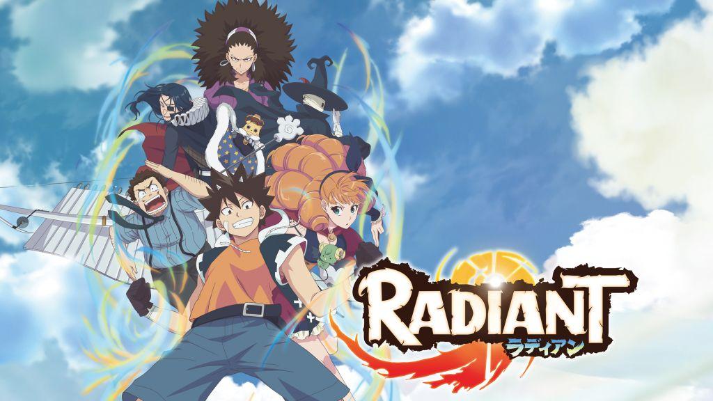 Radiant Key Art