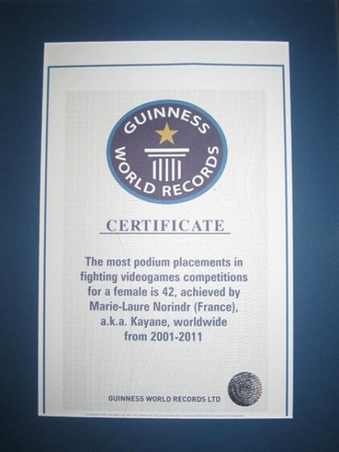 Kayane_Guinness_Records