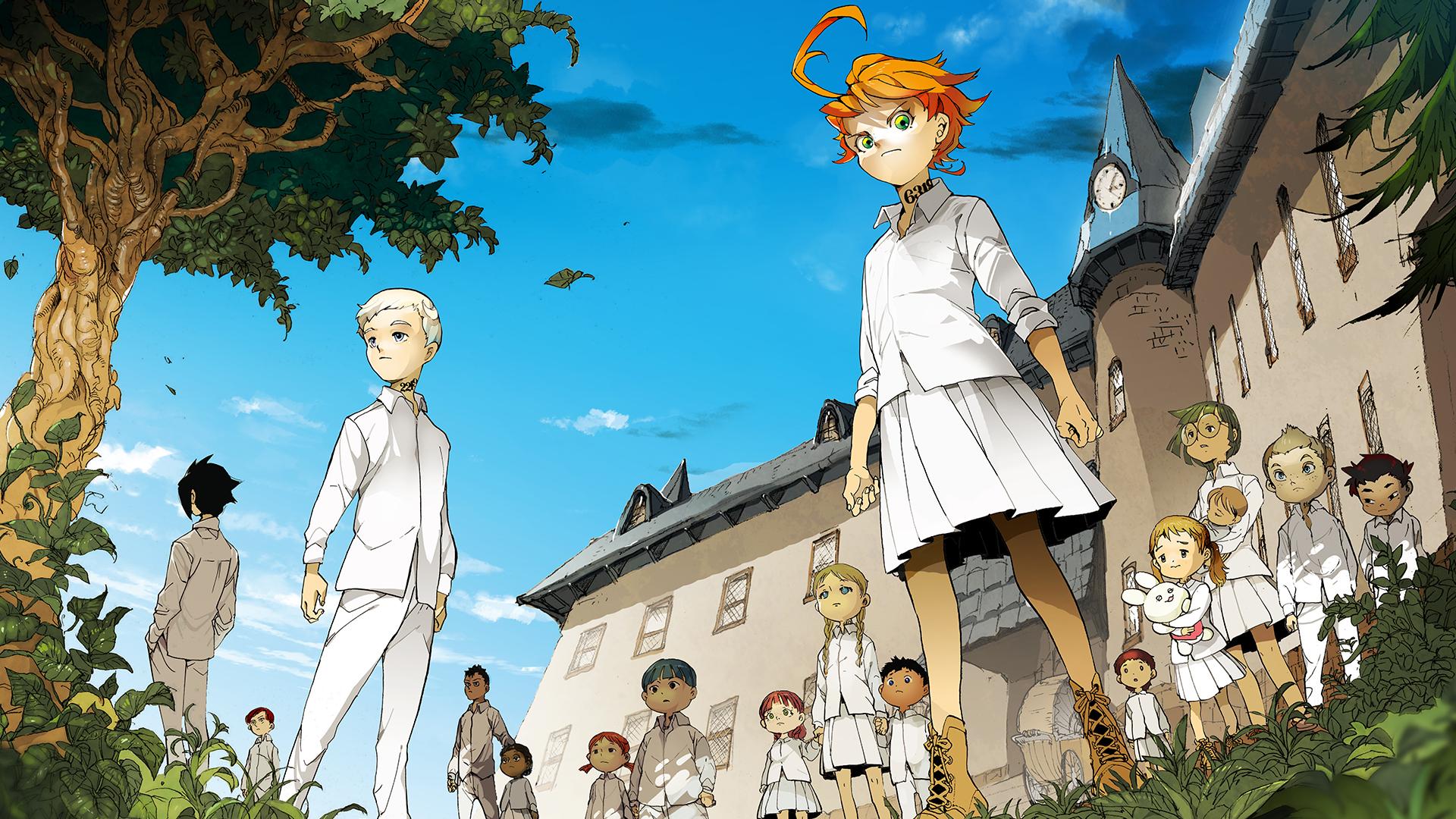 The Promised Neverland : le manga de l'année ? - Kayane